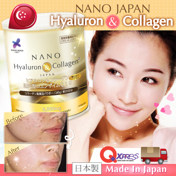 [FREE* PRODUCT! SAVE UP TO 25%] ?#1 BEST-SELLING NANO COLLAGEN •UPSIZE 35 DAYS Deals for only S$69.9 instead of S$0