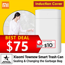 Xiaomi Townew Smart Trash Can READY STOCK