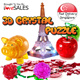 3D Crystal Puzzle / Jigsaw / DIY Crystal [GB]