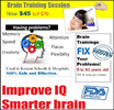 Brain Powerbank/ Smart Brain/ Brain Training Singapore/ Dementia/ ADHD/ Study Help/ Autism/ Sleep