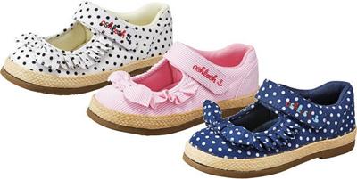 (A倉庫)【OSH KOSH】 オシュコシュ OSK C364 女の子 スニーカー 子供靴 キッズ シューズ 靴 kids sneaker おんなのこ【2015年モデル】の画像