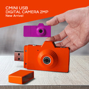 cMini USB Digital Camera 2MP