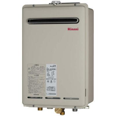 リンナイ24号屋外壁掛型ガス給湯器12A/13A用RUX-A2400W-E-13A