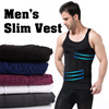 ▶ZEROBODY Men's Body Shaper◀ GAC GDE-(S~XXL size) Made from 140D YARN/  Shaping chest strongly Say goodbye to big body!