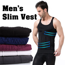 ▶ZEROBODY Men's Body Shaper◀ GAC GDE-(S~XXL size) /  Shaping chest strongly Say goodbye to big body!