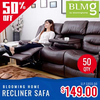 buy qoo10 day 50 sale blmg sg recliner sofa recliner chair 1 rh bydeals net recliner sofa sale singapore recliner sofa sale uk