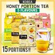 *Honey Portion Tea* 450G [15 Servings] / Citron Tea/ Lemon/ Jujube/ Ginger/ Grapefruit