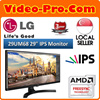 LG 29UM68 29 Inch UltraWide™ Full HD IPS Gaming Monitor / AMD FreeSync™ Technology / 4 Screen Split / Height Adjustable Stand / Integrated Stereo Speaker / 3 Years On-Site Local Warranty