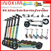 ★100% Authentic★INOKIM Light/ Quick 2 MYWAY Electric Scooter L6 Inmotion Foldable Model 10inch wheel Mini Electric Bike Bicycle|E-Scooter|Patgear|Airwheel|Speedway|Goboard