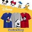 Genuine Disney Short Sleeve Tee.unisex man and woman top tshirts