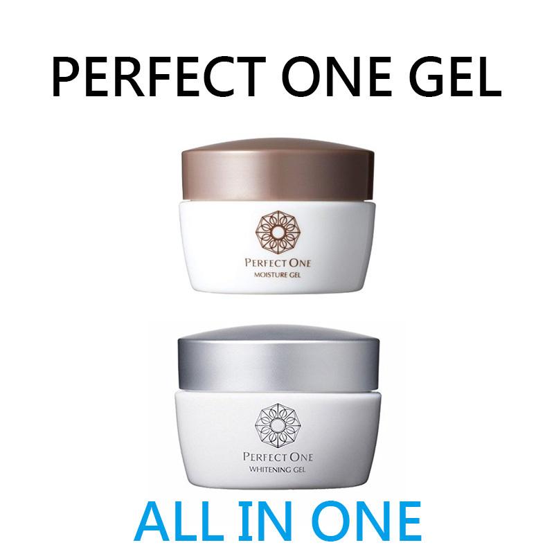 Raffine Perfect One Moisture Gel / Whitening Gel Shin Nihon Pharmaceutical 帕妃雯 75g