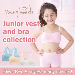 Junior Vest/Bra Series