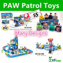 ★IMP HOUSE★[$5 off coupon][Paw Patrol Toy] 6pcs/8pcs Paw Patrol action car set with box