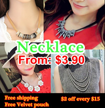 $2 off every $15 spend in a single cart!! [Restock + New Arrivals] ♥500+ DESIGN ♥ Necklace♥ Korean style Fashion♥
