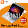 XIAOMI NOTEBOOK AIR 12.5/13.3 INCH FHD / INTEL CORE M3 PROCESSOR / WINDOWS 10 / 4GB + 128GB / EXPORT SET/ FREE 3 MONTHS WARRANTY