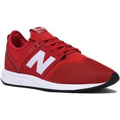 ニューバランス(newbalance)ライフスタイルスニーカーレッド/グレーMRL247RWDRED【メンズレディースカジュアルシューズスニーカー靴】