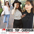 $9.90 All Top ★ Best KOREA Design Lovely T-Shirt Top Dress Tunic Blouse Cardigan ★ Best Present and gifts for Christmas Birthday Corporate Church Door Gift Chinese new year CNY xmas