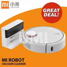 Xiaomi Mi Robot Vacuum Cleaner ★ 1800 Pa ★ 5200 mAh Li-ion battery ★ 2.5 hours of charging ★Buy Now!