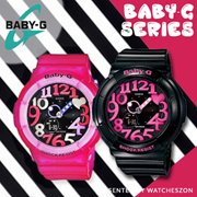 [Best Price Guarantee] Casio Baby-G Ladies BGA Series Watches Promotions [WatchesZon]