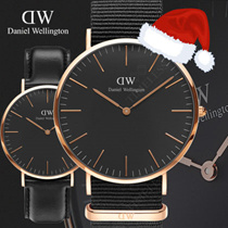 DW new pattern★CLASSIC BLACK★Daniel Wellington watch ★100% Original★Lovers Watch★Watch movement Lifetime warranty★40mm/36mm