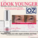 INSTANT PUSH UP AGE DEFYING EYE GEL Reduce Dark Eye Rings *Wrinkles* Eye Bags*Collagen Replacement*Firm Skin in 1 HR.15 ml. Audrey Christian Skin Care from Norway