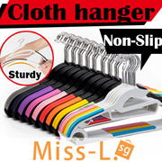20pcs-Non-Slip Clothes Hanger/Heavy Non-Slip-20pcs/Prevent Deformation/
