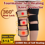 Premium Unisex Health-Care Tourmaline Self Heating Knee Protector