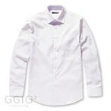 [GGIO2] Square Jacquard Patterned Dress Shirt/Pants/Coat/Jacket/Vest/Shirts/Dress Shirts/Mens/Suit/Formal (3 colors)