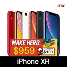 iPhone XR | 5 COLOURS | LOCAL 1 YEAR SG WARRANTY | 6.1inch display LCD | ADVANCED FACE ID