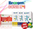 [Recogen and Bone K+] Keep your joints mobile and bones healthy!