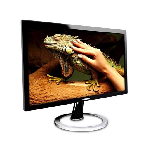 【クリックで詳細表示】YMAAKASI ヤマカシ Q270 SE LED 2560X1440 WQHD DVI-D 強化ガラス コンピューターモニター