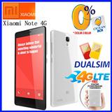 XIAOMI Redmi Note 4G LTE Dual Simcard Free Powerbank Xiaomi 10400mah Quad-Core 1GB RAM 8GB ROM Snapdragon 400