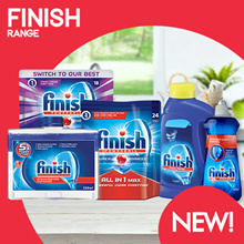[RB]【NEW!】Finish Dishwasher Liquid/Tablets 【Trusted brand for your dishwasher!】