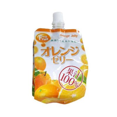 オレンジゼリー飲料果汁100%24個セット