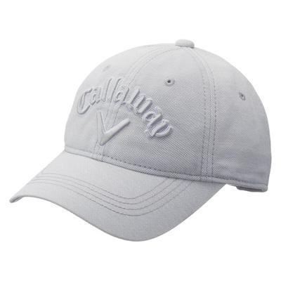 キャロウェイ (Callaway) CG Style Cap Womens 15JM(シージースタイルキャップウィメンズ)ホワイト 5215402 [分類:ゴルフ 帽子・キャップ (レディース)]の画像