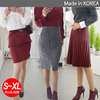 ★@@NEMO 4-Skirts★2016 ITEM NEMO-Skirts Hot trendy Women Fashion Skirts CNY Skirts CNY clothes Dress/Linen Pencil skirt/Office look/Made in our own factory in KOREA/