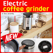 [Bean Cruise] Bean Cruise Electric Coffee Bean Grinder with Stainless steel blades BCG-620SP