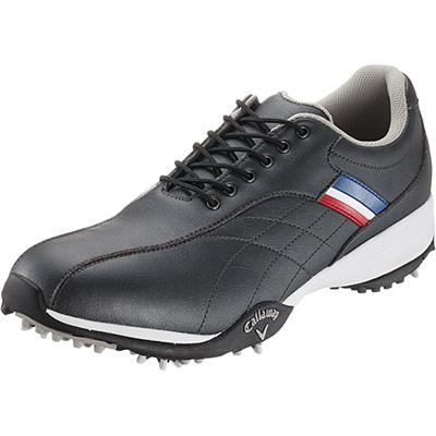 キャロウェイ(Callaway) アーバンスタイル 15 JM ゴルフ スパイク BLK/NVY/RED 【メンズ 靴 シューズ】の画像