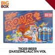 Tiger Beer (24x323ml) Alc 5% VOL [Big Box][HYPER]
