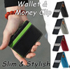 Mens Money Clip Wallet! Slim Quality PU Leather Material. Similar to Bellroy. Bag Bags passport