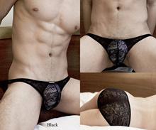 Men Sexy Underwear Bikini Brief Boxer Running Shorts Tops Singlets