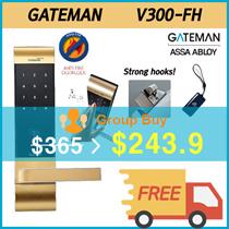 ★Power Sale★ Gateman V300-FH // Installation service // 1 year Warranty // Free shipping // iRevo //
