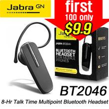[Brand New] Jabra Bluetooth Headset BT 2046 / Easy Go / Jabra Talk