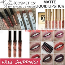 ★FREE SHIPPING!★ [SG BEST DEAL!] KYLIE Matte Liquid Lipstick Lipcream (Waterproof Fast Drying) [BIRTHDAY EDITION AND SET OPTIONS AVAILABLE]