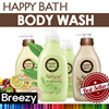 BREEZY ★ [Happy Bath] Natural Body Wash Line / Big Size 900ml / Amorepacific / Natural Real Moisture Body Wash / Real Mild Body Wash