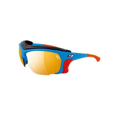 ジュルボ(JULBO) トレック ブルー×オレンジ J4373112 【サングラス 登山 トレッキング ゴーグル】【MEW7 WEW7】の画像
