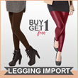 [BUY 1 GET 1] LEGGING IMPORT HQ