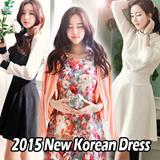 [LoveNlovin] 2015 Korean dress  [UP TO 65% OFF - women fashion women clothing Korean Formal Dress Collection] 2015 Customer Satisfaction Best Item wedding