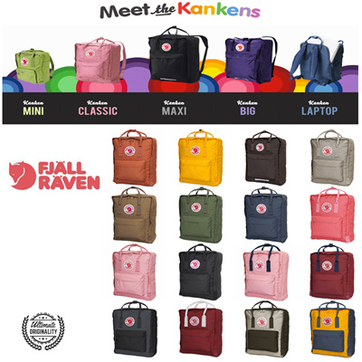 fjallraven kanken for sale