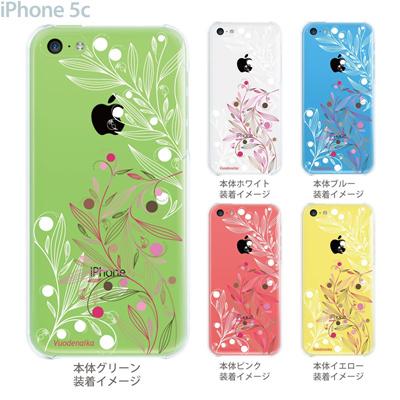 【iPhone5c】【iPhone5cケース】【iPhone5cカバー】【ケース】【カバー】【スマホケース】【クリアケース】【フラワー】【vuodenaika】 21-ip5c-ne0046の画像